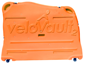 velovault2 bike box orange